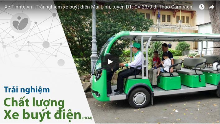 Trải nghiệm chất lượng xe điện Tùng Lâm