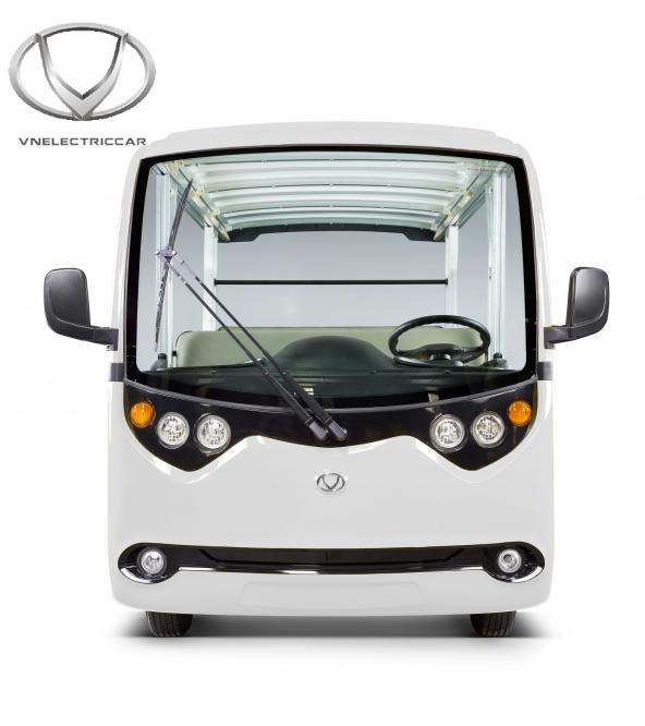 Đầu xe điện 11 chỗ VN Electric Car