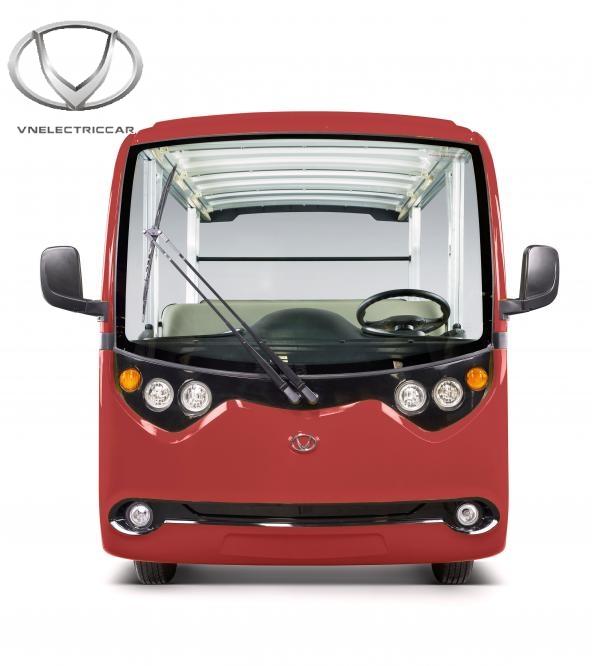 Đầu xe điện 8 chỗ VN Eletric Car