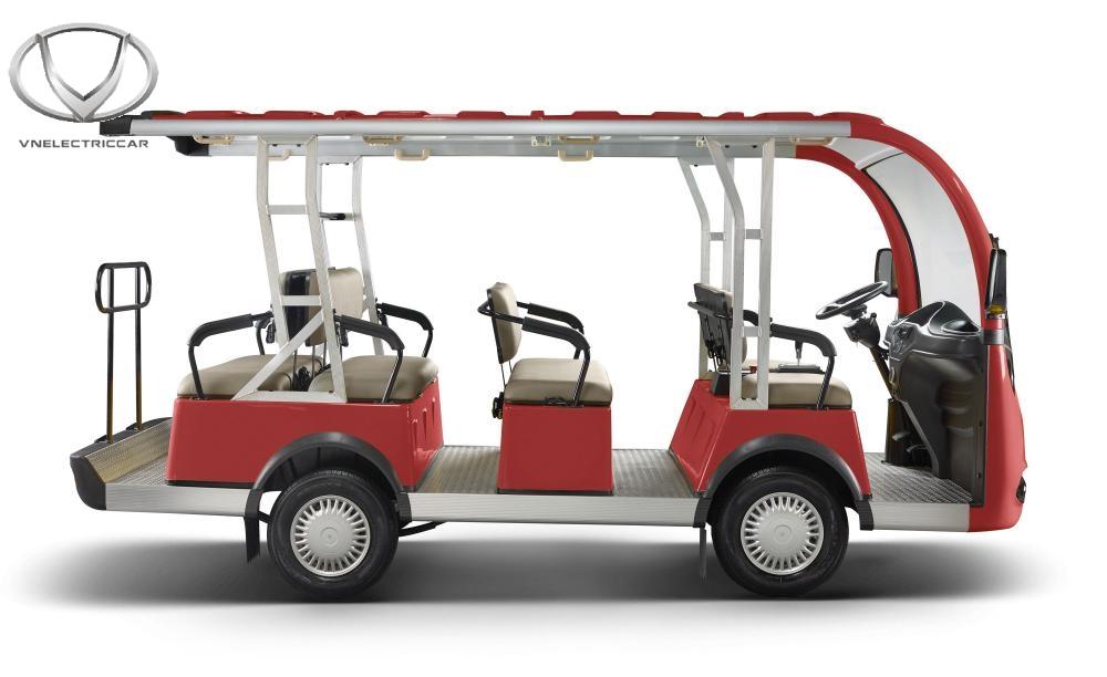 Xe điện 8 chỗ VN Electric Car
