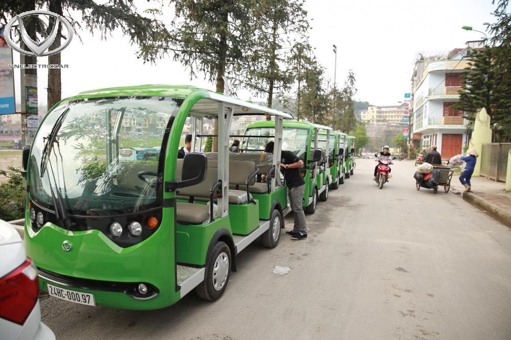 Xe điện VN Electric Car là thương hiệu được ưa chuộng nhất hiện nay