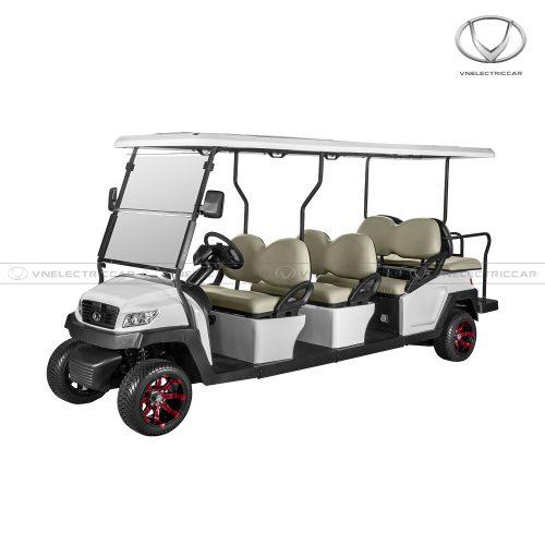 Xe điện 8 chỗ kiểu mới