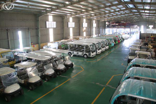 Xưởng sản xuất và sửa chữa xe ô tô điện VN Electric Car