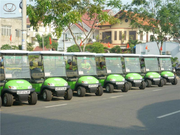 Xe oto điện thành phố Hồ Chí Minh