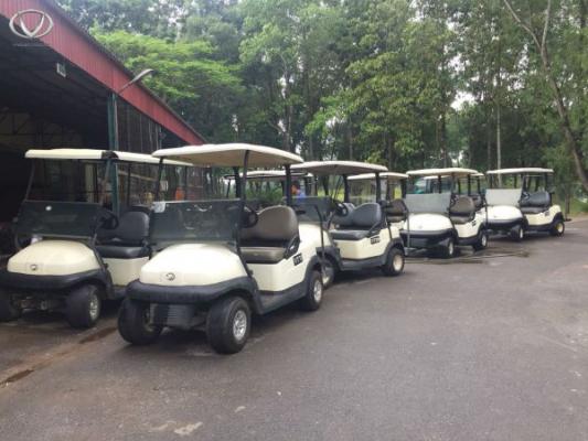 20 chiếc xe điện của Tùng Lâm đã được bàn giao cho sân golf Đồng Nai