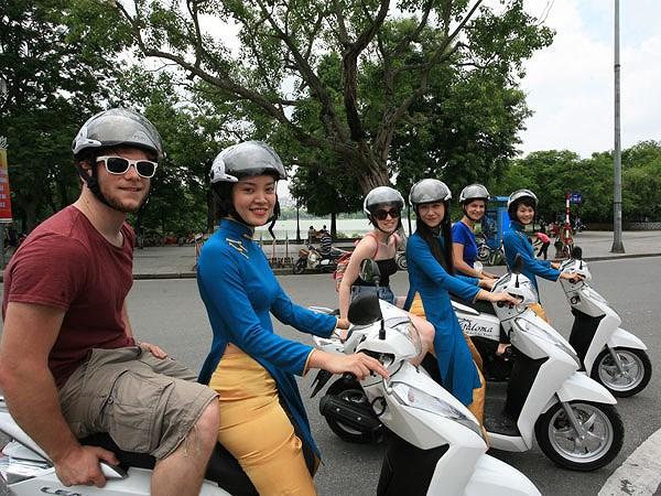 Điểm danh các loại phương tiện phục vụ du lịch được yêu thích tại Việt Nam