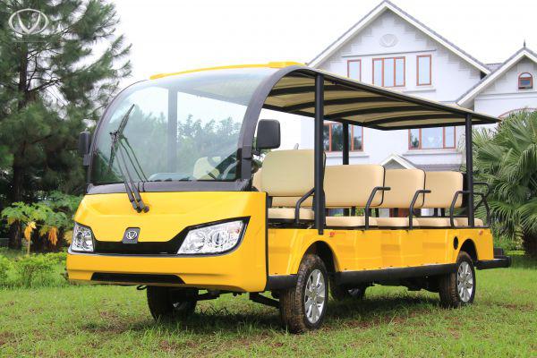 Mẫu xe điện mới được sản xuất bởi Tùng Lâm có điểm gì nổi bật?