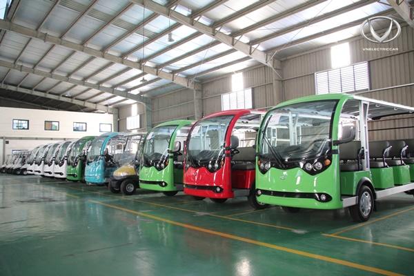 Mua xe ô tô điện ở Quảng Ninh