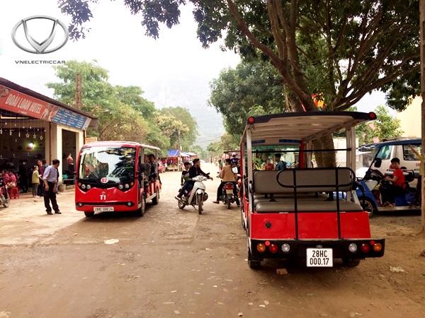 32 tỉnh thành đã trải nghiệm xe điện thương hiệu Việt VN Electric Car