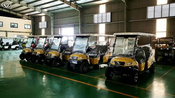 Câu chuyện về những chiếc xe bốn bánh gắn động cơ điện đầu tiên tại Việt Nam