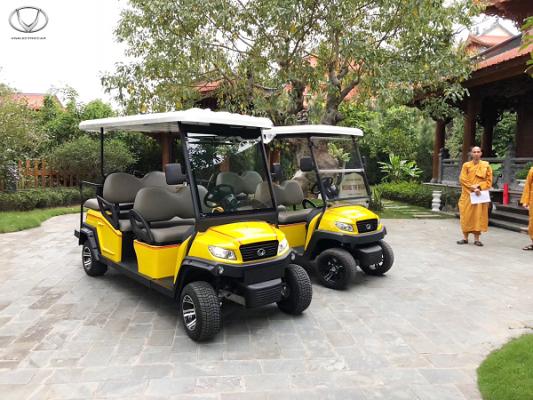 Hà Nam: Nâng cao số lượng xe điện phục vụ nhu cầu du lịch tâm linh