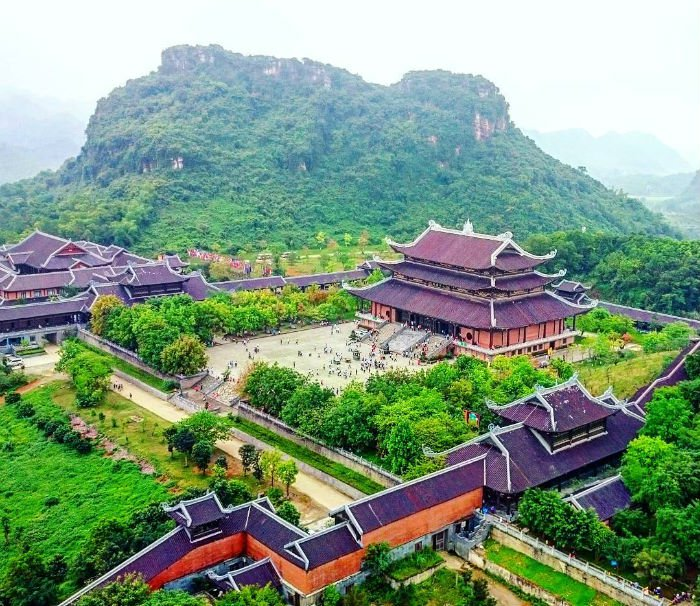 Khu di tích chùa Bái Đính
