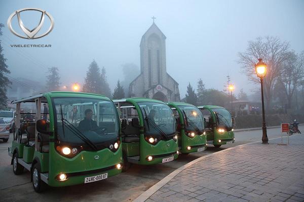 Du lịch dịp 30/4 -1/5: 4 địa điểm lý tưởng có xe điện phục vụ du khách