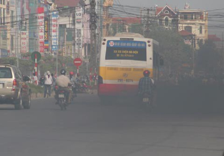 Reasons for car hugging, cyclo, bus is not the optimal solution for the tourist area