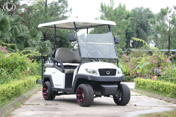 Why choose a four-wheel domestic construction electric car?