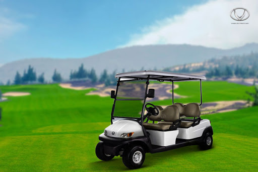 Electric car: Products that create the norm for international golf course