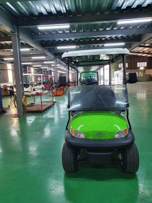 Tùng Lâm bàn giao thành công xe điện cho Resort Cúc Phương