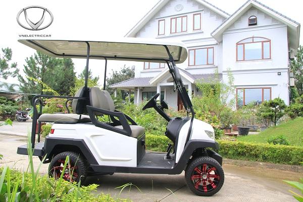 Xe điện resort: Sự lựa chọn hoàn hảo cho các khu du lịch nghỉ dưỡng