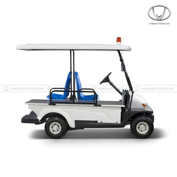 Mua xe ô tô điện bệnh viện cần quan tâm tới tiêu chí nào?