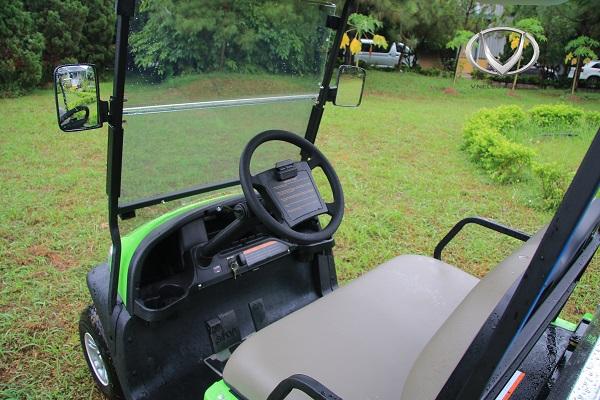 Xe điện chở hàng: Phương tiện vận chuyển chuyên dụng của nhiều doanh nghiệp