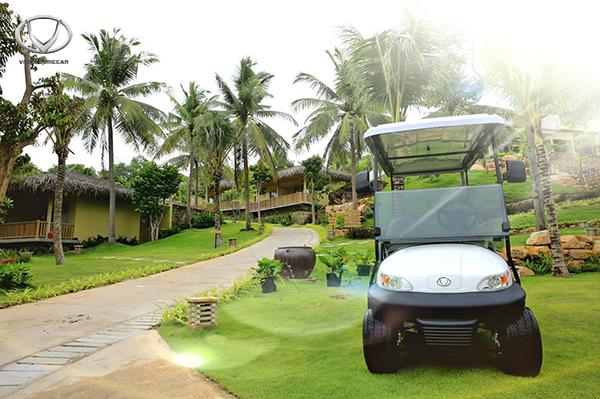 Xe ô tô điện có thể di chuyển trên những địa hình nào?