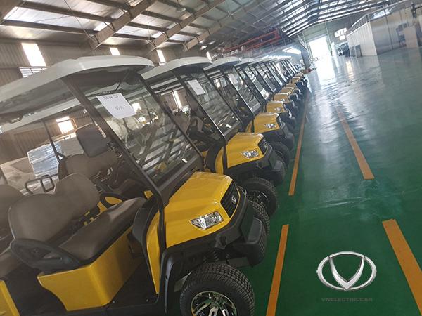 Tùng Lâm bàn giao 30 xe điện S4 + 2D tham gia giao thông tại Thanh Hóa