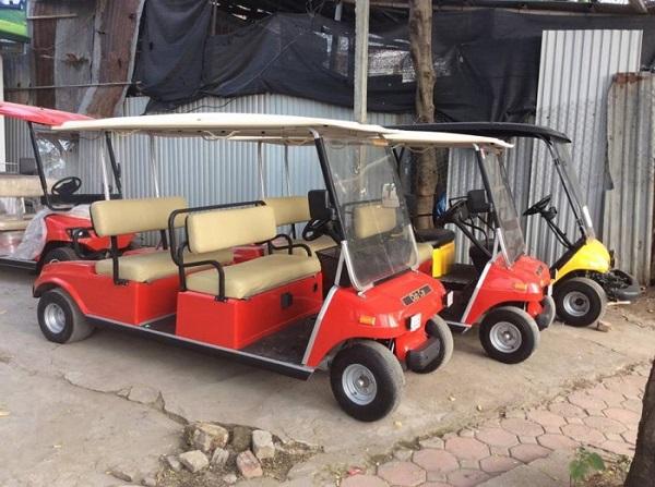 Phụ tùng chất lượng được sử dụng trong xe điện VN.CAR 08ACi10