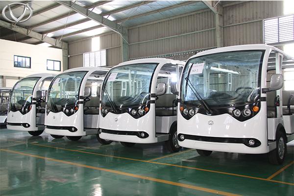 5 lý do nên đầu tư xe ô tô điện tại khu du lịch