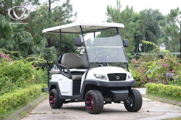 Điểm danh những mẫu xe điện phổ biến tại sân golf