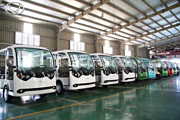 Mua xe điện resort - Lựa chọn đầu tư thông minh cho các chủ doanh nghiệp