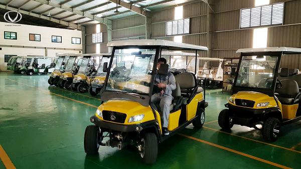 """Những điều chưa biết về xe điện Tùng Lâm - """"đối thủ nặng ký"""" của xe điện nhập ngoại"""