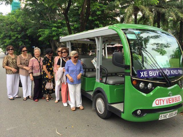 Xe điện du lịch toàn quốc