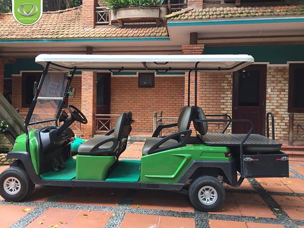 Xe điện Tùng Lâm - Chinh phục những miền đất mới