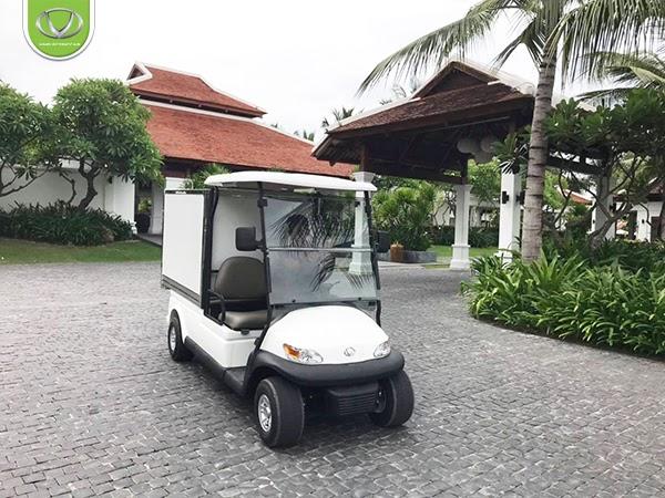 Bật mí những điều bạn chưa biết về xe điện chở hàng thương hiệu VN Electric Car