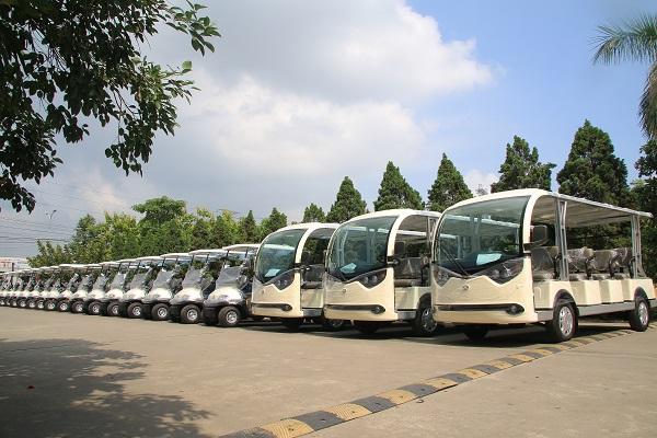Những lý do bạn nên lựa chọn xe điện du lịch VNE.CAR 14AC i10
