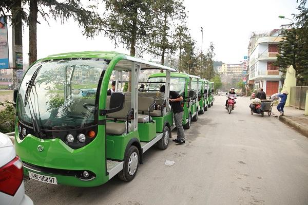 Trải nghiệm tuyệt vời khi du xuân cùng xe điện VN Electric Car