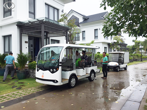 Bật mí từ A - Z về xe điện chở hàng thùng kín VN Electric Car của Tùng Lâm