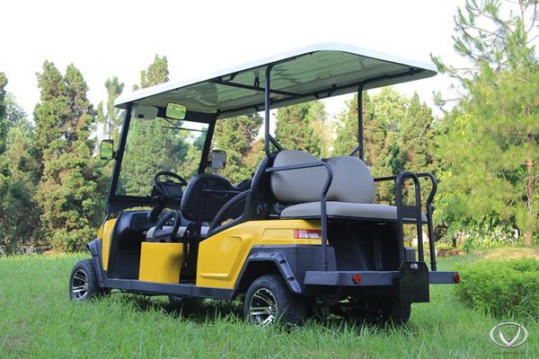 Xe oto điện 6 chỗ - Lựa chọn phù hợp cho các chủ resort