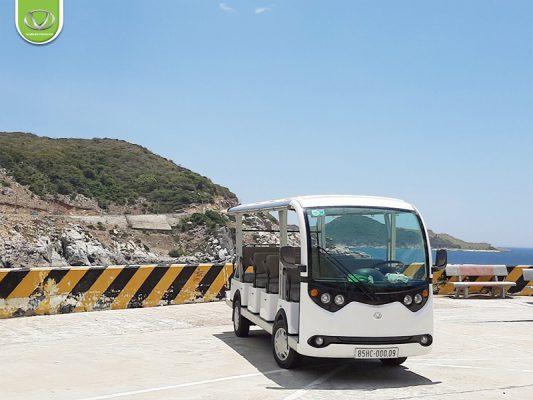 Review xe điện du lịch VNE.CAR 14AC i10 - dòng xe bán chạy nhất tại Tùng Lâm