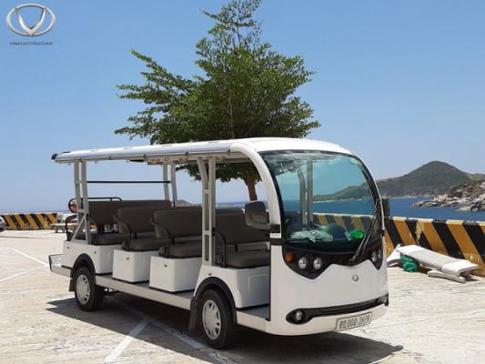 Xe điện du lịch 14 chỗ - Lựa chọn hoàn hảo cho các chủ đầu tư
