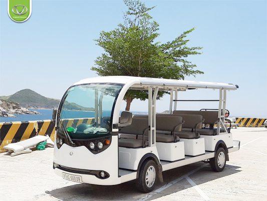 Xe điện VN Electric Car - mang đến cho du khách những trải nghiệm tuyệt vời