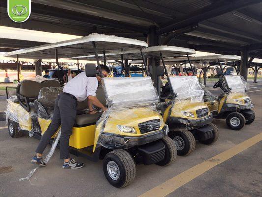 Chính sách bảo hành xe ô tô điện hấp dẫn của Tùng Lâm