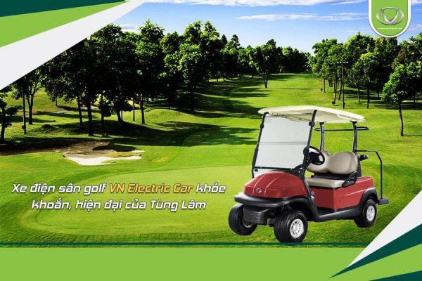 Tại sao cần chọn địa chỉ bán xe điện sân golf uy tín?