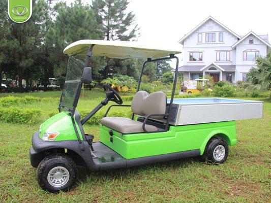 Mẫu xe ô tô điện thích hợp để chuyên chở hàng hóa trong khu công nghiệp