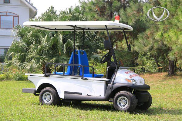 Xe điện bệnh viện VNE.CAR AM - Lựa chọn tin cậy của nhiều đơn vị