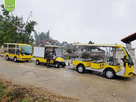 Xe ô tô điện có di chuyển trên địa hình dốc được không?