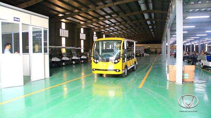 Quy trình chạy thử xe điện nghiêm ngặt của Tùng Lâm trước khi bàn giao