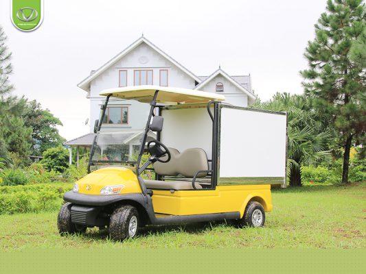Xe điện chở hàng Tùng Lâm