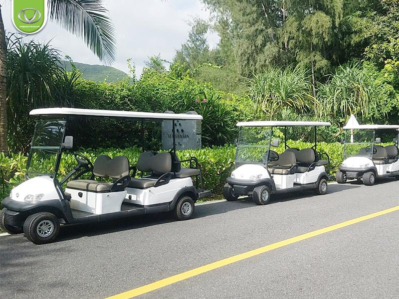 Những tiêu chí khi lựa chọn phương tiện di chuyển trong khu resort?