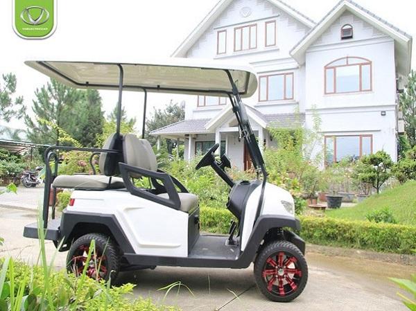 6 lý do chủ sân golf nên đầu tư xe điện Tùng Lâm